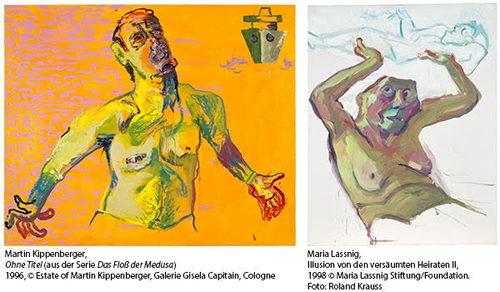 Museion di Bolzano presenta Martin Kippenberger e Maria Lassnig Body Check