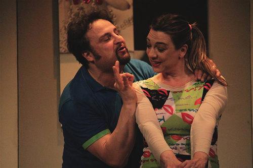 """""""Nozze di rame …Forse"""" di Tiziano Lepone regia di Enrico Vanzina al Teatro Golden"""