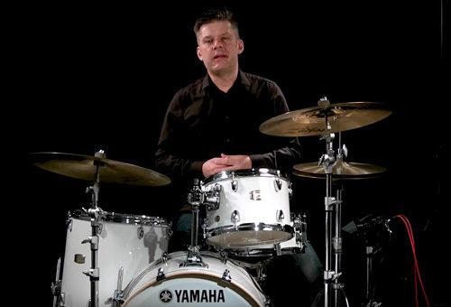 Clinic di presentazione di EAD 10, il nuovo Electronic Acoustic Drum Module di Yamaha