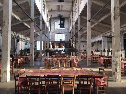Spirit De Milan, il locale sorto nelle Cristallerie Fratelli Livellara, la programmazione di fine gennaio 2018
