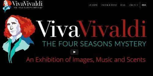 Viva Vivaldi a Venezia: per la prima volta la musica si vede e si respira