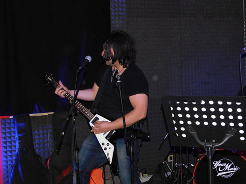 Alessio Secondini Morelli, arriva il nuovo singolo Arkam