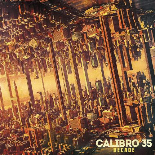 Decade, il nuovo album dei Calibro 35 in uscita a febbraio 2018