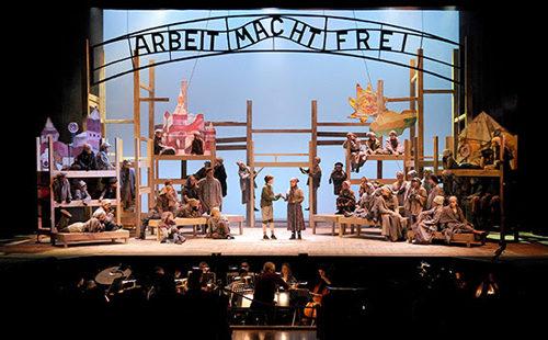 Brundibàr in occasione del Giorno della Memoria al Teatro Palladium di Roma