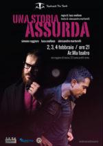 Una storia assurda, lo spettacolo in scena al Teatro Ar.Ma di Roma