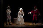 Al Pacta Salone di Milano si festeggia il carnevale con Arlecchino si innamora