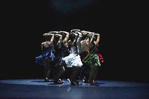 Il Ballet Preljocaj torna a Ravenna con la poesia e la forza de La Fresque