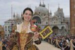 Carnevale di Venezia 2018 – Volo dell'Angelo