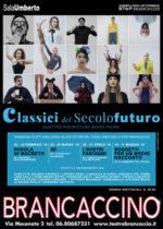 Classici del secolo futuro al Teatro Brancaccino di Roma