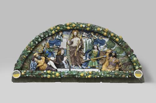 Da Brooklyn al Bargello: Giovanni della Robbia, la lunetta Antinori e Stefano Arienti