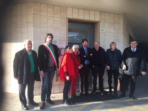 Dario Franceschini in visita a Faenza per la nuova legge sullo Spettacolo dal Vivo. Apriranno Mirkoeilcane e altri artisti