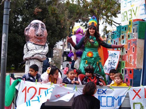 Grande Corte di Carnevale dell'Associazione Ex Lavanderia