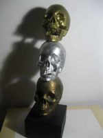 Foibe: memoria, ragioni e verità, una scultura-monumento di Guadagnuolo per onorare tutte le vittime