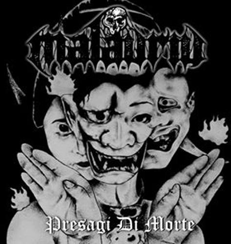 Malauriu, la Mask Dead Records ristampa Presagi di Morte