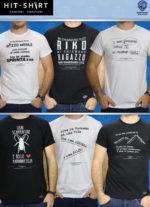 Warner Chappell & Maxdevil presentano Hit-Shirt, la nuova compilation tutta da indossare