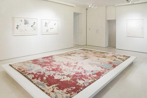 Franco Guerzoni, Motivi vaganti – Nuove trame, prorogata la mostra alla Galleria Antonio Verolino di Modena