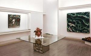La tempesta perfetta, la mostra di Piero Gilardi alla Galleria Giraldi di Livorno