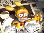 Rat-Man, il ratto supereroe più amato d'Italia approda al WeGIL di Roma
