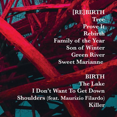 Wrongonyou, l'album d'esordio Rebirth esce il 9 marzo, da oggi è in pre order, svelata la tracklist