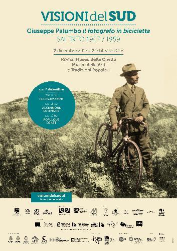 VISIONI DEL SUD Giuseppe Palumbo, il fotografo in bicicletta