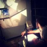 Musica, pittura e luci al Pacta Salone di Milano