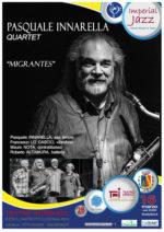 Imperial Jazz al Teatro Imperiale di Guidonia con Pasquale Innarella Quartet
