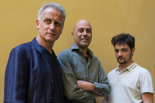 "Marcello Allulli, Enrico Zanisi e Fabrizio Sferra in concerto ""The New Project"" al MAXXI"