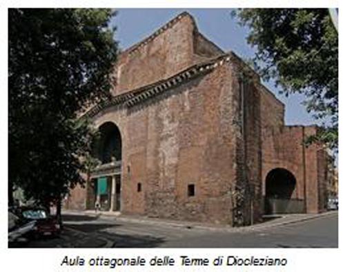 Musei italiani – Sistema nazionale alle Terme di Diocleziano