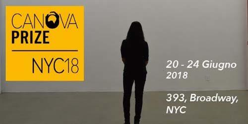 Canova Prize 2018