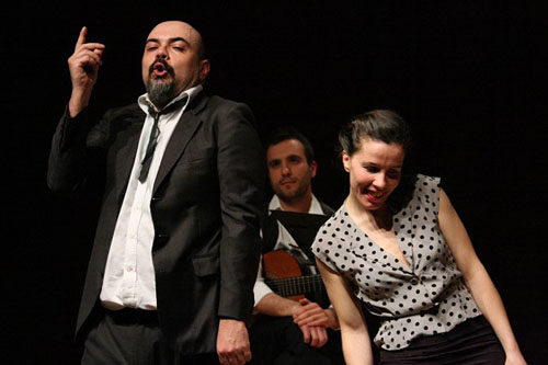 Continua il II ATTO della stagione al Teatro La Fenice di Arsoli