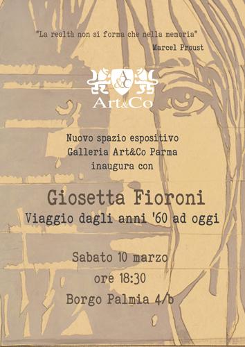ART&CO, nuova galleria a Parma