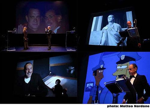 Il Doppiattore, torna per il terzo anno con nuovi ospiti lo spettacolo di Angelo Maggi dedicato al doppiaggio