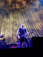 """Il cantautore rock Gheri opening act del Wanted Italian Tour 2018 di Zucchero """"Sugar"""" Fornaciari a Milano e a Firenze"""