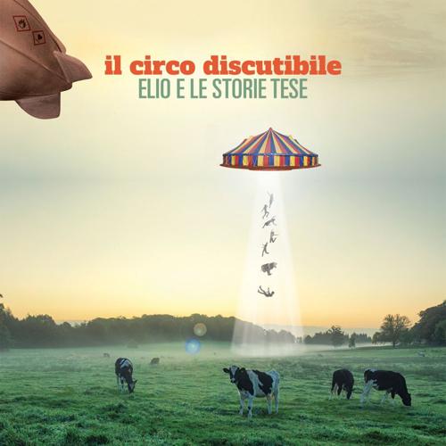 """""""Il Circo Discutibile"""" estratto da """"Arrivedorci"""" approda in radio"""