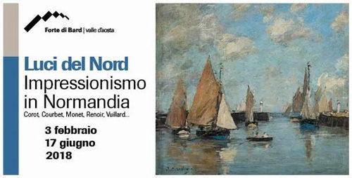 Impressionismo e Normandia, un magico binomio in mostra al Forte di Bard