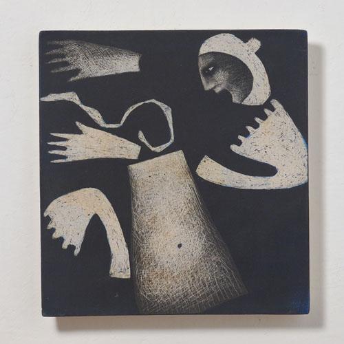 """""""Fuori dall'arca"""", sei storie per ingannare la morte. La mostra alla Galleria della Molinella di Faenza"""