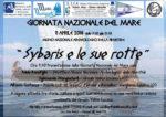 Giornata nazionale del Mare. Sybaris e le sue rotte