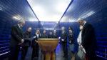 Una cerimonia per ricordare le vittime della Shoah