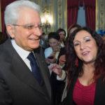 Antonella Ferrari ospite al Quirinale per la Giornata Internazionale della Donna
