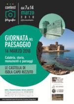 Contest fotografico. Calabria, storia, monumenti e paesaggi