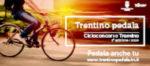 Trentino pedala, al via dal 18 marzo la terza edizione del ciclo concorso