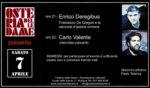 All'Osteria delle dame De Gregori raccontato da Enrico Deregibus
