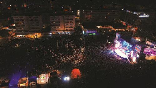 Torna il Festival Show