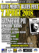 Have Mercy Blues Fest, arriva la IV edizione
