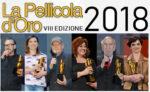 La Pellicola d'Oro, la cerimonia di premiazione dell'VIII edizione