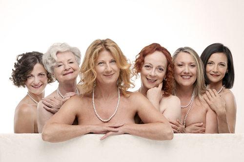 Calendar Girls al Teatro Brancaccio di Roma dal 12 aprile 2018