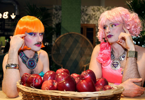 Citofonare Poppen: meladai? Party anni 80 @Estragon Club di Bologna