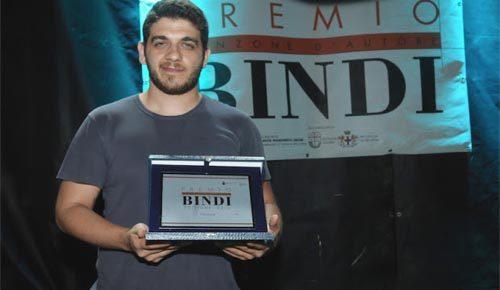Premio Bindi 2018, in scadenza il bando di concorso