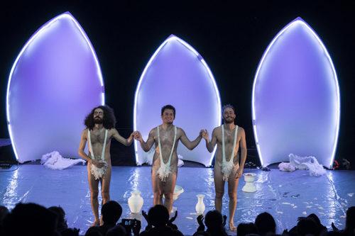 Karmafulminien, il nuovo spettacolo della compagnia milanese Generazione Disagio all'OFF/OFF Theatre di Roma