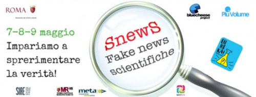 SnewS, fake news scientifiche. Un progetto di Bluecheese Project